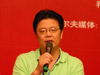 图文:cgogo总裁朱波