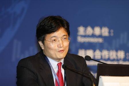 图文:高盛中国股票策略师邓体顺发言