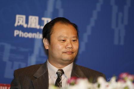 图文:美国百利金融集团亚洲部董事长张景雄