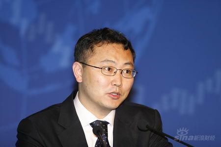 图文:大摩大中华区首席经济学家王庆发言