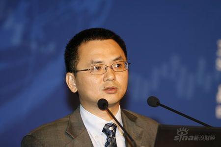 图文:中国国际金融有限公司高挺发言
