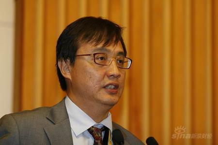 图文:GIC首席经济学家杨南强发言