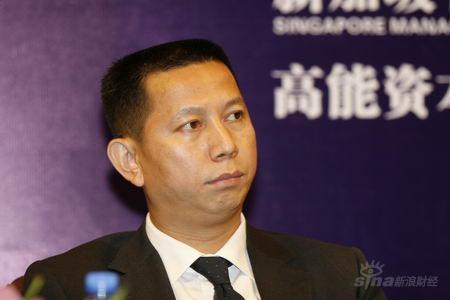 图文:中科招商创业投资管理有限公司王平