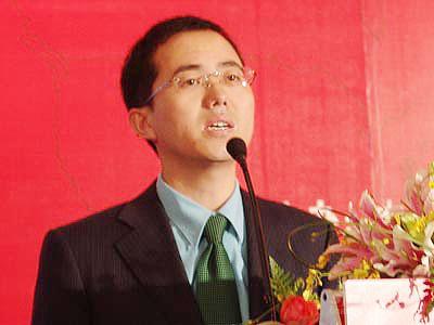 图文:中欧商学院教授刘胜军发言