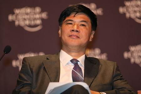 图文:中国发展与改革委员会副主任张晓强