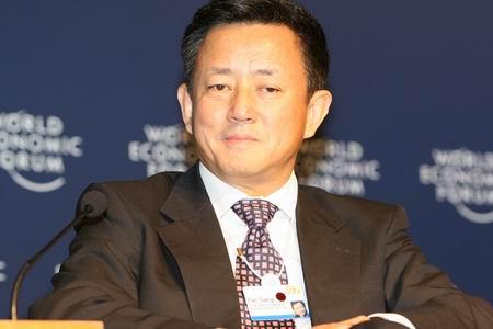 图文:中国改革基金会国民经济研究所所长樊纲