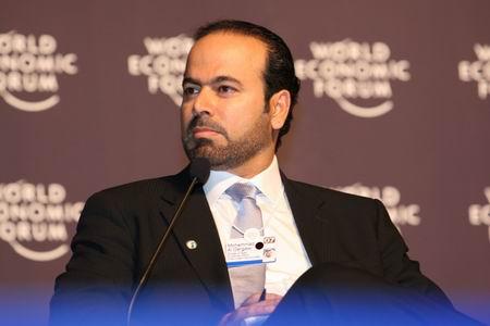 图文:阿联酋内阁事务国务部长MohammadAlGergawi