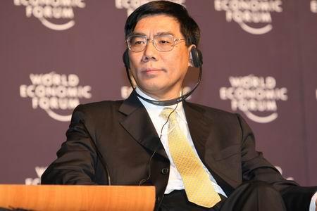 图文:中国工商银行董事长姜建清