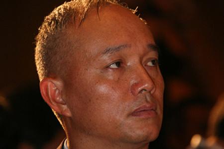 图文:杭州市长蔡奇