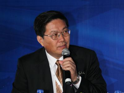 图文:无锡市副市长黄继鹏