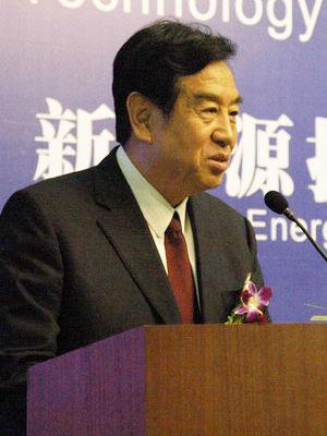 图文:中国农工民主党常务副主席李蒙
