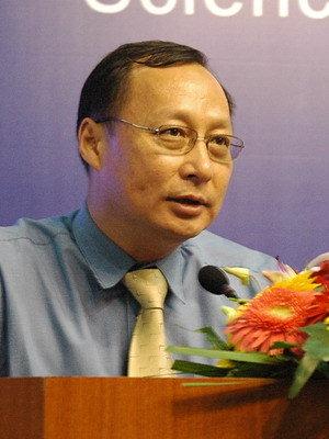 图文:中国电子科学研究院副院长郭剑波