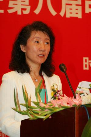 图文:ABB北亚区副总裁刘文汇