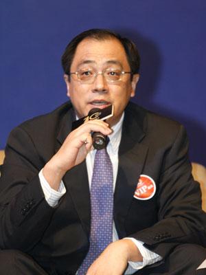 图文:高通公司大中华区总裁孟��