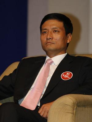 图文:中国铝业公司总经理肖亚庆
