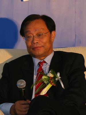 图文:中国社科院中小企业研究中心主任陈乃醒