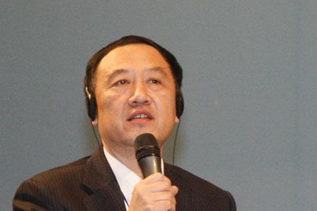 图文:一汽轿车股份有限公司副总经理汪玉春