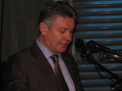 图文:比利时外交大臣德古赫特