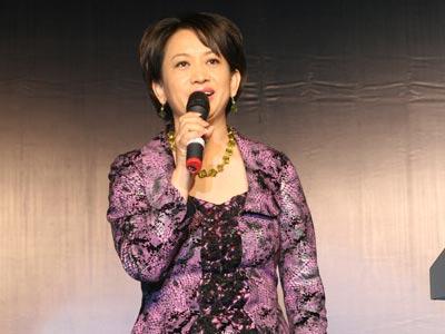 图文:《环球企业家》杂志社董事总经理陈婷致词
