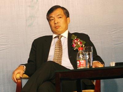 图文:汉能投资集团董事长兼首席执行官陈宏