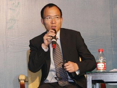 图文:复星国际董事长兼CEO郭广昌
