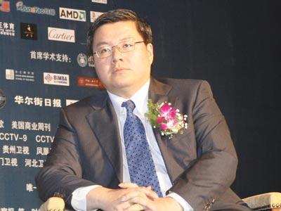 图文:麦肯锡公司资深董事吴亦兵