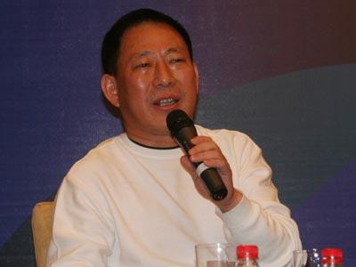 图文:前任太平洋建设集团董事长严介和