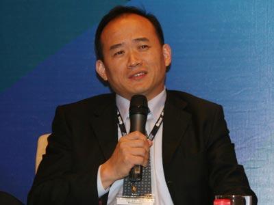 图文:东星集团董事局主席总裁兰世立