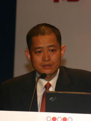 图文:南方基金管理有限公司总经理高良玉