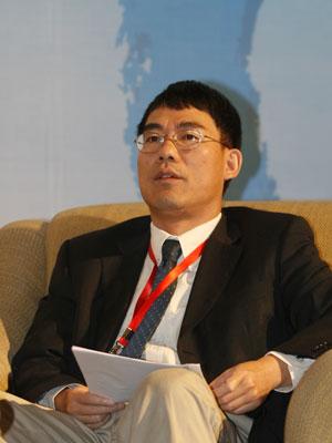 图文:搜房控股有限公司董事长兼CEO莫天全