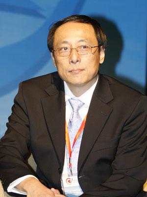 图文:Black-Berry中国区总经理刘征宇