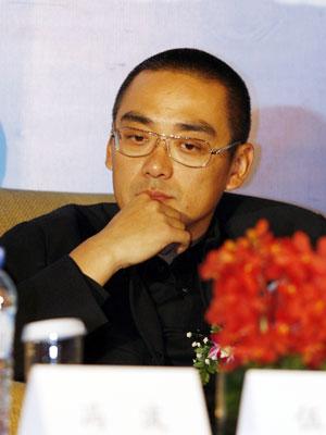 图文:联创策源总裁冯波