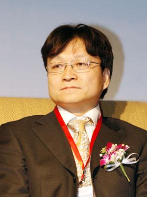 图文:中国企业家杂志社主编牛文文