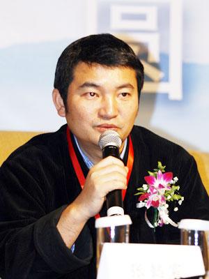 图文:橡树资本香港有限公司董事总经理朱德淼