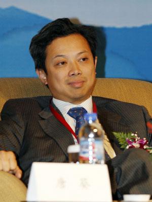 图文:渤海产业投资基金管理有限公司总经理欧巍