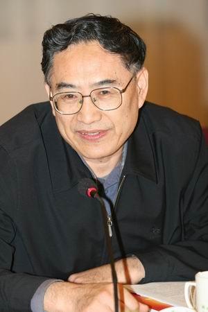 中国科学技术协会副主席齐让