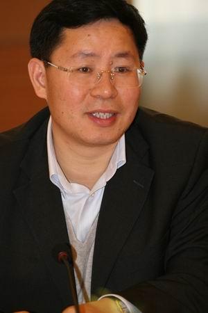 用友公司董事长王文京