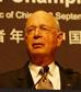 克劳斯•施瓦布,世界经济论坛创始人兼首席执行官;世界经济论坛理事会主席