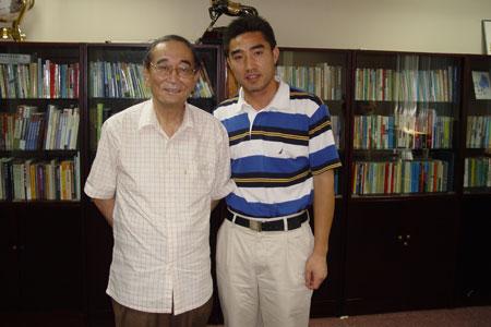 光华管理学院名誉院长厉以宁教授谈中国EMBA发展