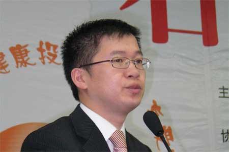 图文:南方基金管理有限公司基金经理蒋峰
