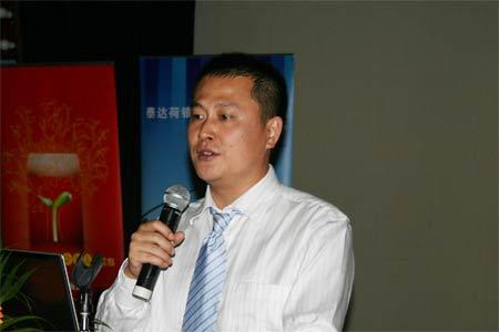 图文:南方基金管理有限公司基金经理姜文涛