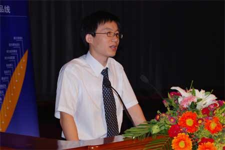 图文:南方基金管理有限公司基金经理苏彦祝