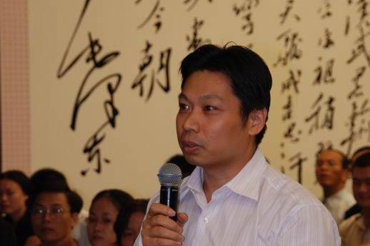 图文:深圳投资者提问