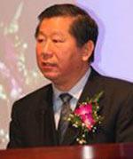 中国证券监督管理委员会主席尚福林