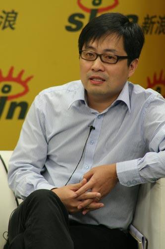 理财周报社运营总经理梅波