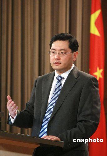秦刚:不能因极少数商品就完全否认中国产品质量