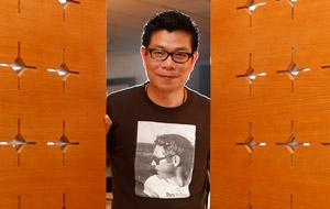 王中军:中国的创业精神最有生命力