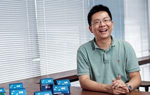 李欣贺:普惠金融的布道者