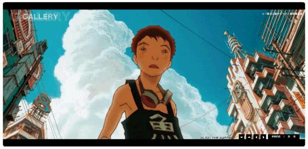 日本剧场版动画《恶童》剧照及场景设定集(1)