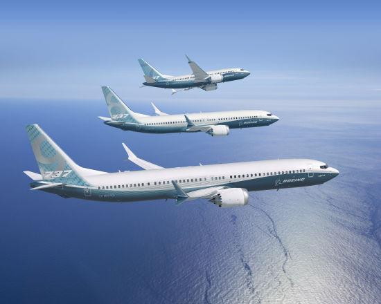 厦航订购30架b737max飞机